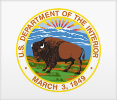 Interior agency seal