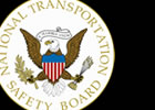 Seal of the National Transportation Safety Board.
